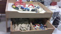 Thomas the Train Table and Storage Drawer