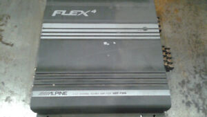 Alpine 4 Channel Amplifier
