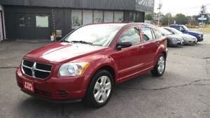 2009 Dodge Caliber AUTOMATIC 172,000km CERTIFIED!
