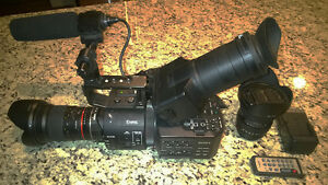 How to Use a Sony FS700