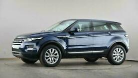 2014 Land Rover Range Rover Evoque 2.2 SD4 Pure 5dr [Tech Pack] FourByFour diese