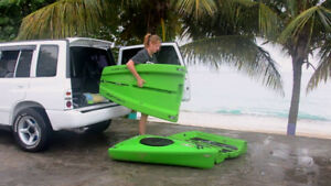 "Point 65N of Sweden ""Rum Runner"" Modular SUP Board for SALE"