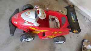 Kids Lightning McQueen Electric Car