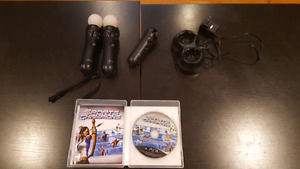 Playstation move et extra