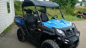**45 per WEEK** UFORCE UTV, SIDE by SIDE - 500cc HO - 4X4 DUMP