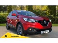 Renault Kadjar 1.2 TCE Dynamique S Nav 5dr - Hatchback Petrol Manual