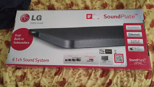 Lg sound plate for sale