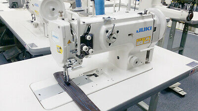 Juki Lu-1508n Leather Upholstery Walking Foot Sewing Machine - Made In Japan