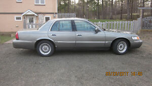 1999 FORD MERCURY GRAND MARQUIS LS