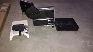 Bell and Howell vintage camera with projector and screen Kitchener / Waterloo Kitchener Area image 7