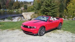 2010 Ford Mustang Gt convertible Cabriolet