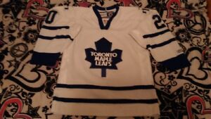Toronto Maple Leafs official hockey jersey kids Belfour #20