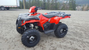 MAY MADNESS SALE!  New Polaris Sportsman 570 - ENDS SOON!