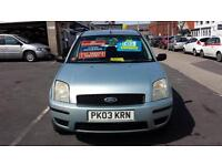 2003 FORD FUSION 2 1.4 5 Door From GBP1,495 + Retail Package