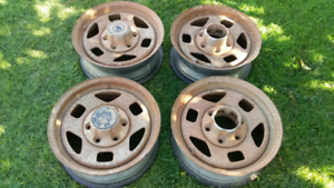 """4 X 16"""" Holden Rodeo Rims East Cannington Canning Area Preview"""