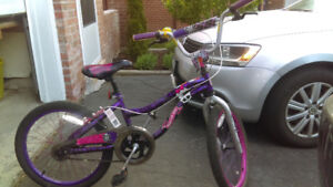 Monster High bike for ages 8-12