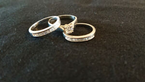 Beautiful 3-ring set