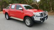 Toyota Hilux 4x4 Dual Cab SR5 2013 Forrestfield Kalamunda Area Preview