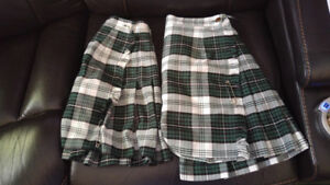 Bishop Ryan Catholic High School - kilts for sell size 28 and 34