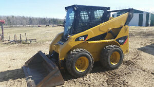 Caterpillar 252B2 skid steer