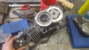 Pitster gpx 124/125 parts