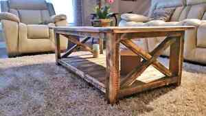 Rustic Coffee Tables -  Accent Tables
