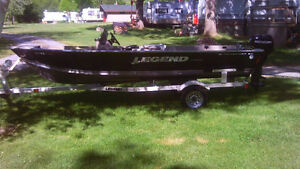 Creme Puff 16' Legend ProSport package for sale