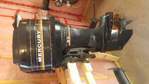 1987 50hp outboard motor for sale
