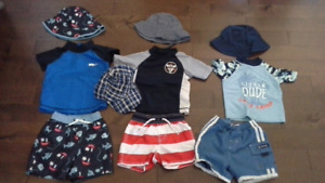Baby boy swimsuits x 3 sets $20 for all
