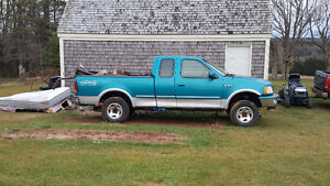 1997 ford f150 4x4