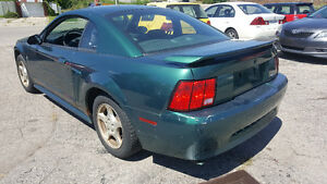 2002 Ford Mustang Coupe (2 door) - TRADE-IN SPECIAL Kitchener / Waterloo Kitchener Area image 3
