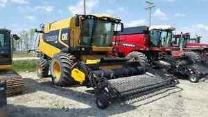 2007 Lexion 570 Combine