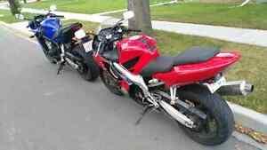 CBR 600F4  '99
