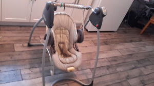 Electric Baby Swing (Offer)