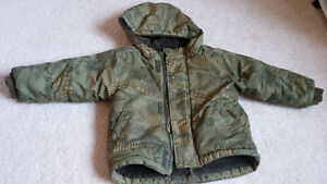 Very warm winter jacket for 2 years old