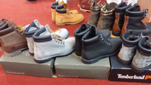 """Several New Pairs of 6"""" imberland Boots Size 12"""