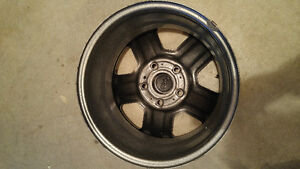 "5X127 mm X 16"" Winter Rims Kitchener / Waterloo Kitchener Area image 3"