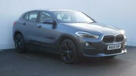image for 2019 BMW X2 sDrive 20i Sport 5dr Step Auto Hatchback petrol Automatic