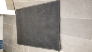 Rubber Backed Entry Mats (x2)