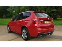 BMW X3 xDrive 30d M Sport Auto with N 4x4 Diesel Automatic