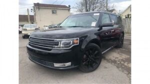 2017 Ford Flex Limited  AWD  Leather   SkyRoof  Navigation