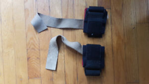 Grizzly Powerlifting Straps