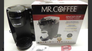 Mr Coffee Single Cup Brewing System