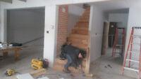 Rénovation, Homme à tout faire