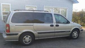 2005 Chevrolet Venture LT Minivan, Van