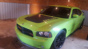2007 Dodge Charger RT Berline