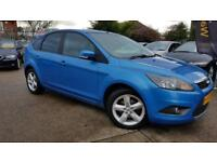 2009 Ford Focus 1.6 Zetec*Low Mileage*LOOKS STUNNING