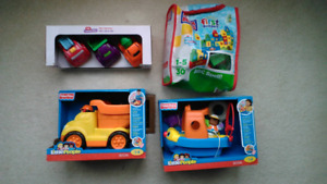Baby toys lot age 1-5