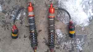 Shocks for sale off newer artic cat