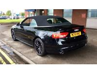 2015 Audi A5 2.0T FSI 225 S Line Special Ed Manual Petrol Convertible